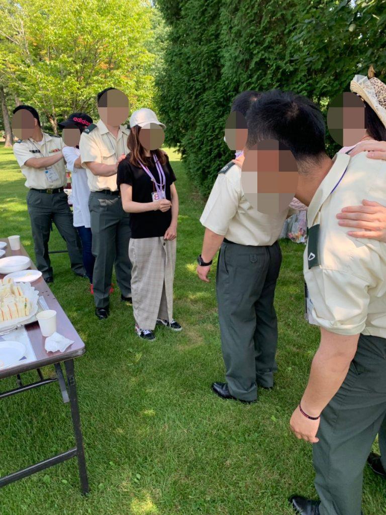 海上自衛隊婚活パーティ