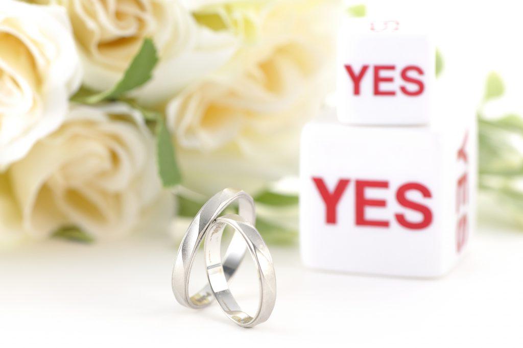 バツイチ婚活結婚